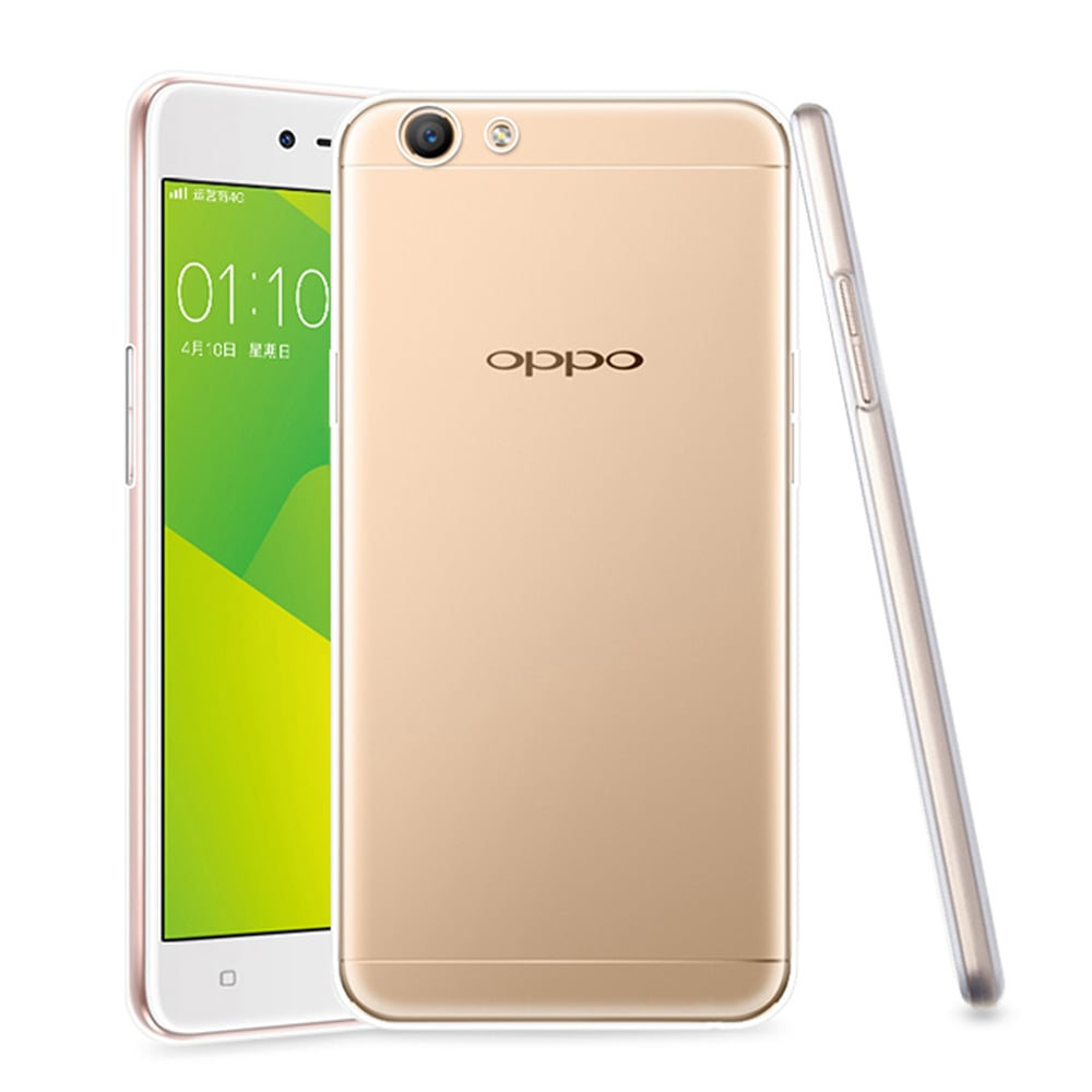 GOOSPERY OPPO F1s/A59 CLEAR JELLY 布丁套