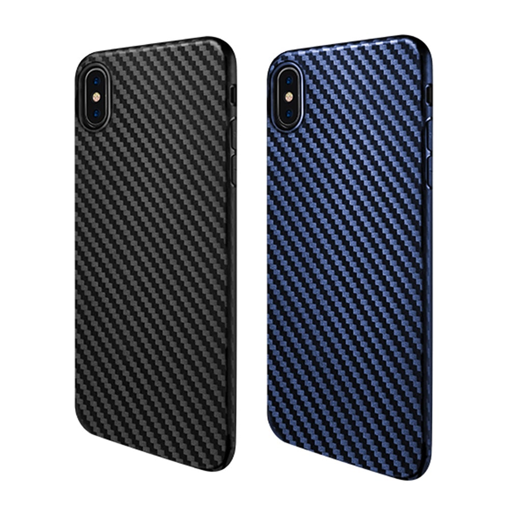 hoco Apple iPhone X 纖影 TPU 保護套(黑色)