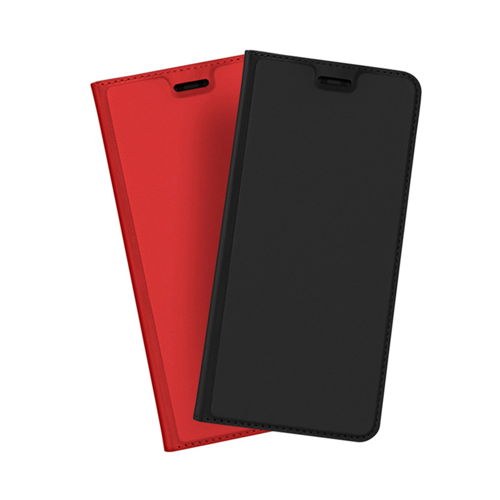DUX DUCIS OPPO AX5/A5/A3s SKIN Pro 皮套(紅色)